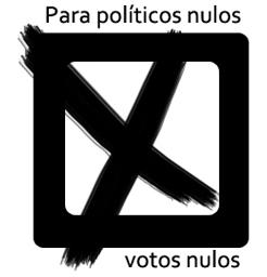 Null Vote logo